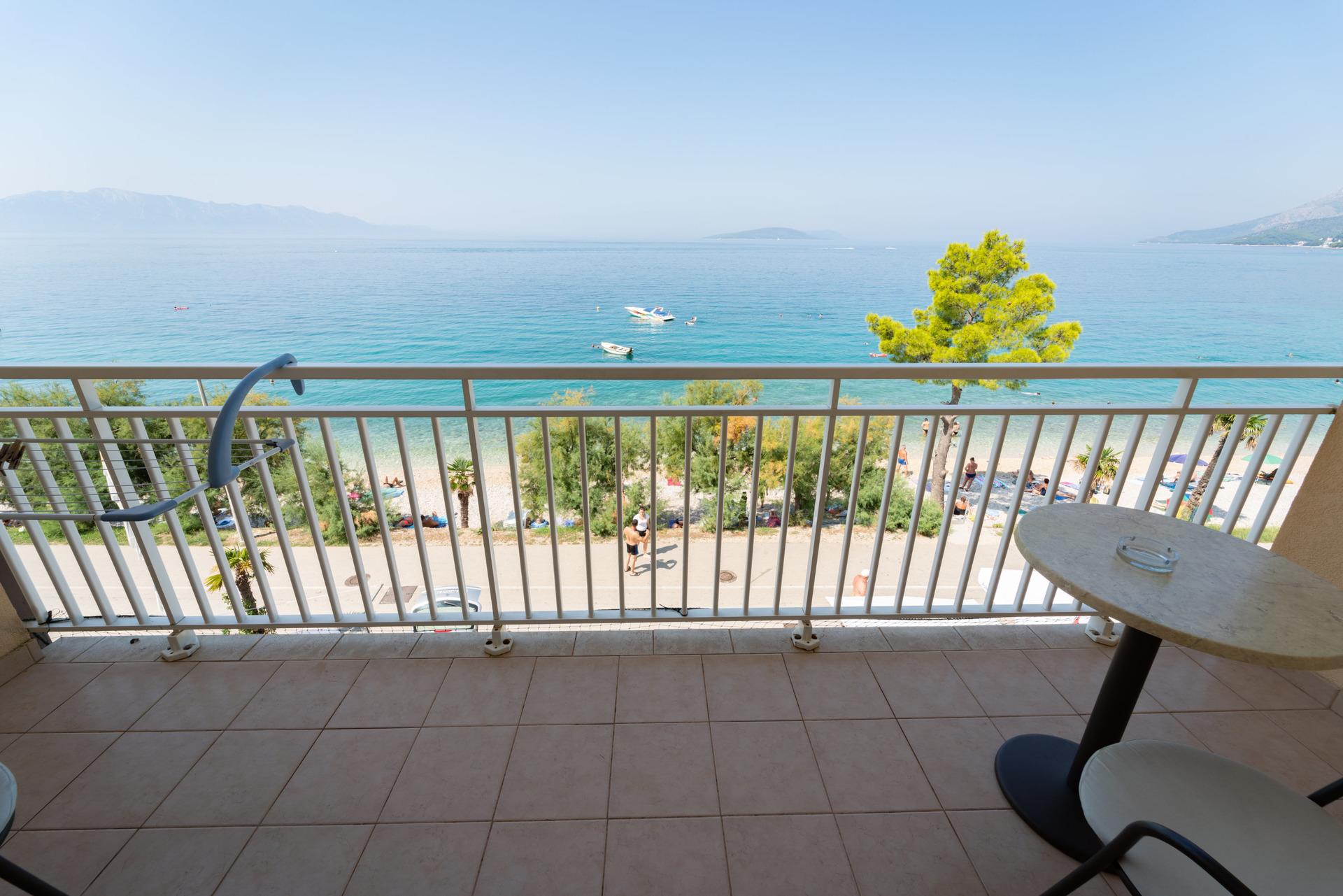 Zaostrog dovolenka Chorvatsko